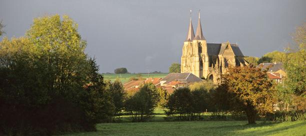 Avioth, la Basilique des champs (source: www.gaumaise.be)