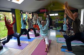 Yoga son et souffle Belgique, Bruxelles, Brabant wallon